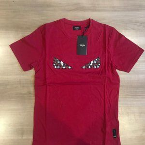 FENDI MEN CASUAL T-SHIRT